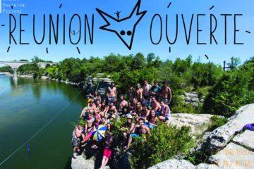 Réunion ouverte Slackline Grenoble